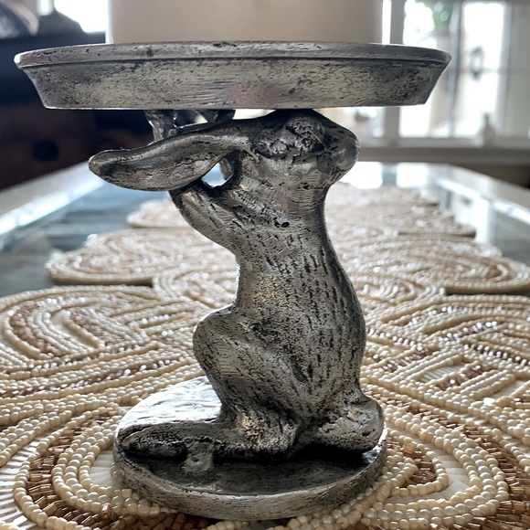 🐇Beautiful🐇Bunny Candle Holder